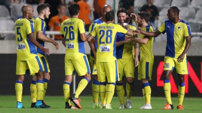 Un but toutes les 36 minutes avec l'APOEL pour F. Cavenaghi