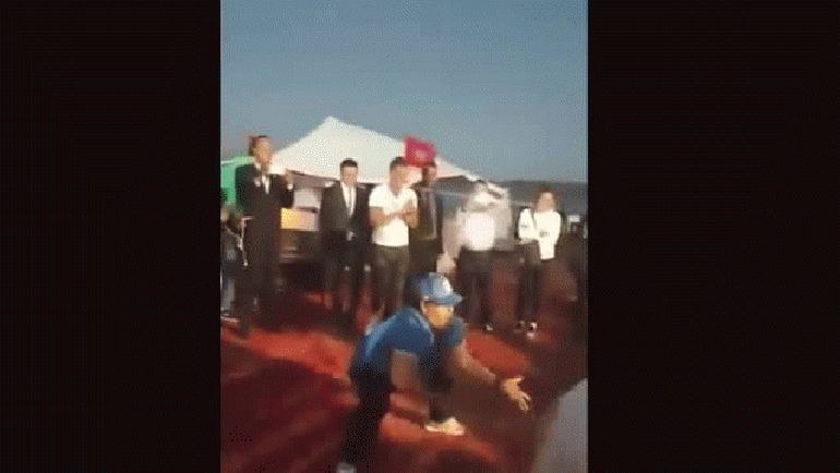 ver videos de diego maradona: