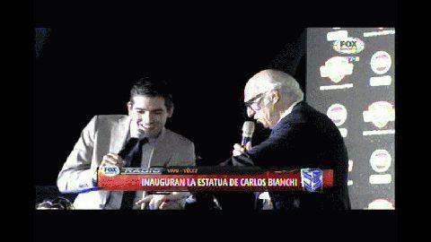 Bianchi no reconoció la Copa Intercontinental