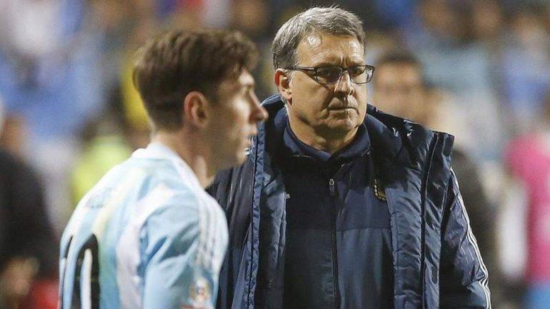 Gerardo Martino casi que descartó a Lionel Messi para los Juegos Olímpicos de Río de Janeiro 2016