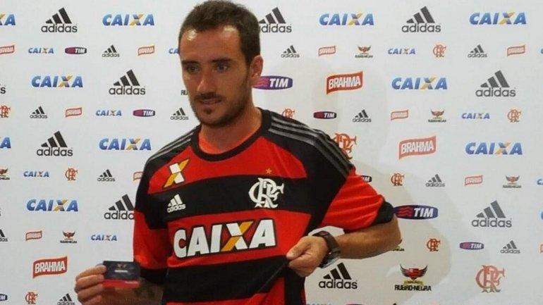 Mancuello explica que usará el dorsal 23 en Flamengo por los clásicos ante Racing