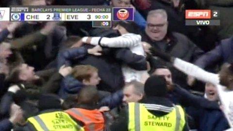 El agónico gol de Ramiro Funes Mori ante el Chelsea