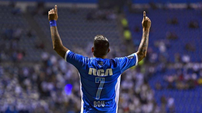 La palabra de Bou luego del empate 2-2 de Racing en su visita a Puebla