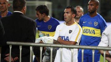 Hay que rompernos un poco más el culo, la palabra de Tevez tras perder la Supercopa con San Lorenzo