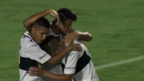 El gol de Walter Bou para Sarmiento 0-1 Gimnasia
