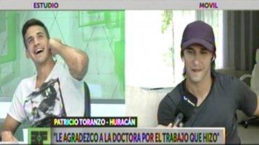El pedido de la Doctora venezolana que atendió a los jugadores de Huracán