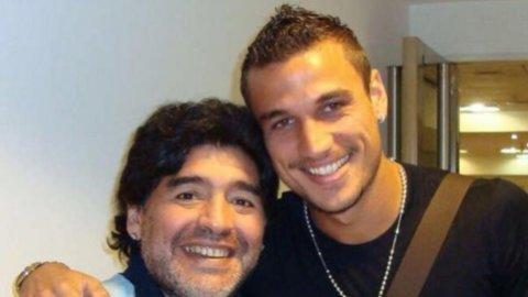 Diego Maradona sobre Daniel Osvaldo: La cagó cuando vino a Boca, pero hoy puede ser fundamental en el esquema del Mellizo