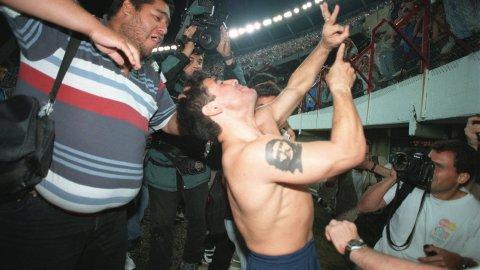 Diego Maradona ninguneó a River de cara al Superclásico