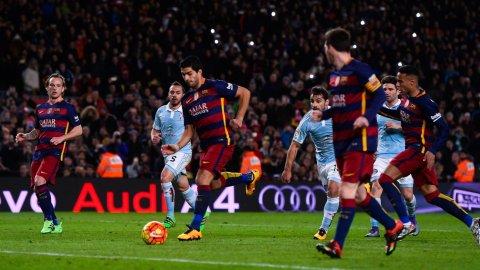 La opinión de Diego Armando Maradona sobre el penal del Barcelona