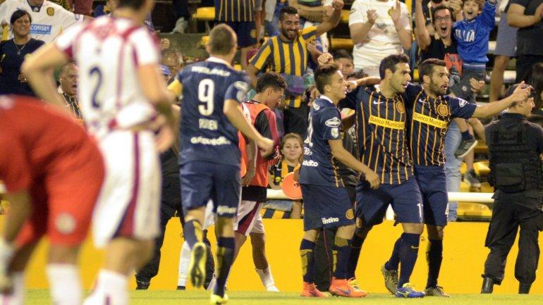Todos los goles de Rosario Central 4-1 River (Uruguay)