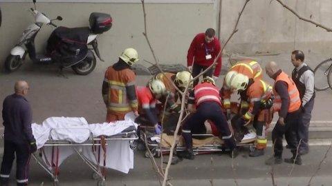 Nicolás Frutos sobre el atentado en Bruselas