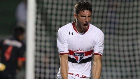 Jonathan Calleri y un soberbio gol a Botafogo