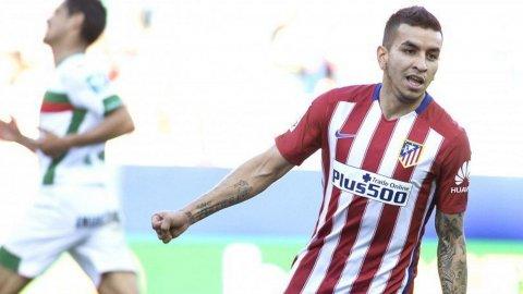 Atlético Madrid no da el brazo a torcer en la pelea por el título y goleó a Granada
