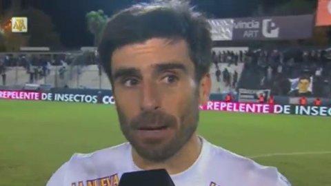 Rodrigo Braña afirmó que se queda en Quilmes y no se va a Boca
