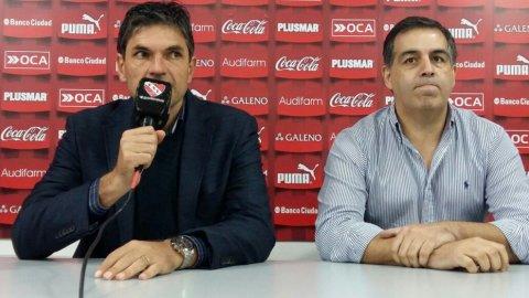 La despedida completa de Mauricio Pellegrino como entrenador de Independiente