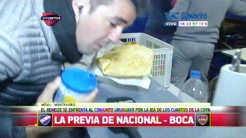 La oferta gastronómica en el Parque Central, Estadio de Nacionalc