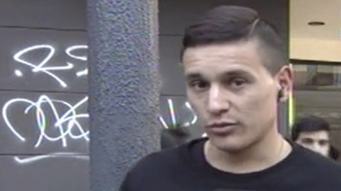 Fernando Zuqui se hizo la revisión médica en Boca